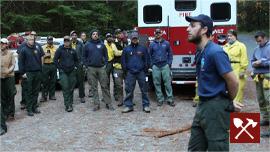 firestorm emergency services video watch