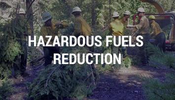 Hazardous Fuels Reduction
